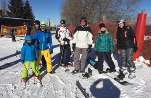 IDBC Austria is established, IDBC running team, the first ski camp together, the legendary off-site in Lajosmizse